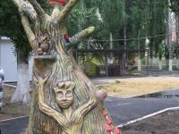 Детский парк . Россошь 02